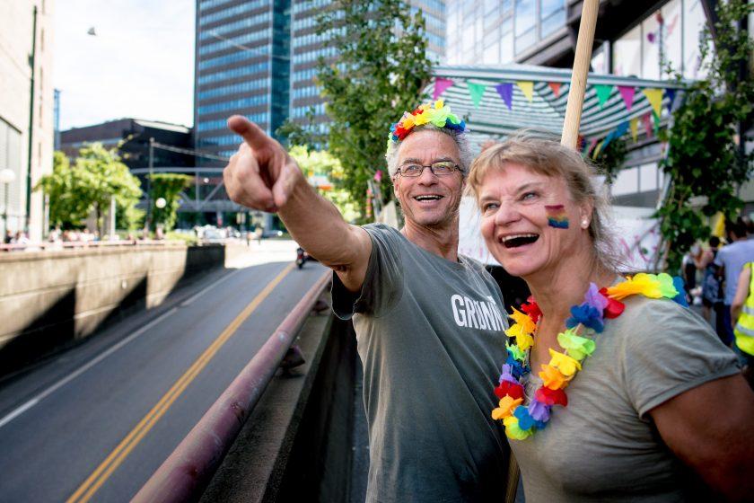 MDG på Pride!