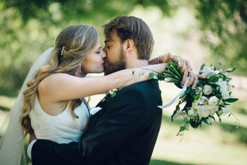 Kristine og Carl Tollef gifter seg