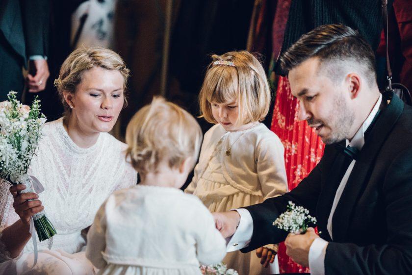 Andreas og Nora gifter seg