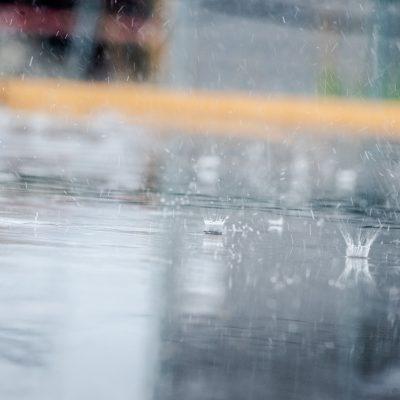 Store regnbyger preget dag to av festivalen.